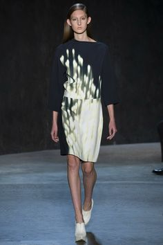 Narciso Rodriguez Spring 2017 Ready-to-Wear Fashion Show - Jay Wright
