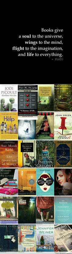 Books#with#soul#must#reads#good#books#best#books