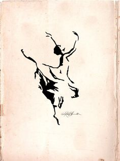 Ballet Dancer  2 by Kathy Morton Stanion