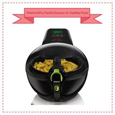 Tefal ActiFry Family Express XL Low Fat Healthy Fryer