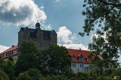 Ballenstedt - Burg Falkenstein - Gegensteine vom 28. August!  #Ballenstedt #BurgFalkenstein #Falkenstein #Gegensteine #Teufelsmauer #Harz #Landscape #Schloß #Schloßpark #Nature #Burg