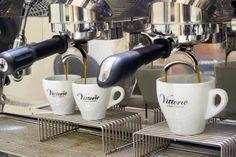Μυστικά για έναν σωστά παρασκευασμένο espresso απο το Vittorio  1. Προσέξτε να μην είναι χοντροκομμένοι οι κόκκοι του καφέ. Όσο πιο καλά αλεσμένοι είναι τόσο το καλύτερο.  2. Aπαραίτητο είναι το καλό πάτημα του καφέ όταν τον τοποθετείτε στο φίλτρο της μηχανής ώστε να γίνει πιο πυκνός.  3. Όταν χρησιμοποιείτε μηχανή του εσπρέσο γυρίστε το μοχλό (group) μέχρι να βεβαιωθείτε ότι έχει κλειδώσει καλά. Mη φοβηθείτε να τον πατήσετε και να τον στρέψετε λίγο δεξιά.  4. Tα φλιτζάνια που πρόκειται να… Espresso Machine, Coffee Maker, Kitchen Appliances, Espresso Coffee Machine, Coffee Maker Machine, Diy Kitchen Appliances, Coffeemaker, Coffee Making Machine, Home Appliances
