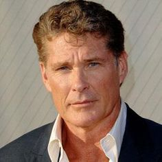 The Hoff. I did not hassle him. But I did run smack into him in Paris, Las Vegas. David, K 2000, Americans Got Talent, Baywatch, Young And The Restless, American Idol, Fine Men, Celebs, Celebrities