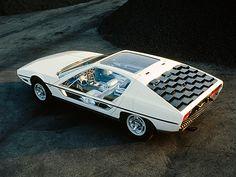 Lamborghini Marzal concept.