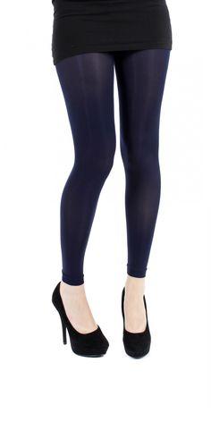 3108a7084e786 50 Denier Footless Tights Navy - Pamela Mann Footless Sandals, Footless  Tights, Clothing Staples