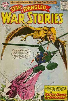 Star Spangled War Stories 115