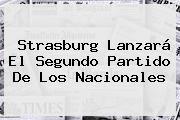 http://tecnoautos.com/wp-content/uploads/imagenes/tendencias/thumbs/strasburg-lanzara-el-segundo-partido-de-los-nacionales.jpg ESPN. Strasburg lanzará el segundo partido de los Nacionales, Enlaces, Imágenes, Videos y Tweets - http://tecnoautos.com/actualidad/espn-strasburg-lanzara-el-segundo-partido-de-los-nacionales/