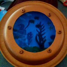 Vbs craft project for operation overboard