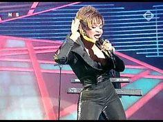 Ruth Jacott - Vrede HD - Eurovision Song Contest 1993 Netherlands - Net als toen 20-05-06 - YouTube