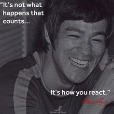 Inspirational Bruce Lee Quotes. Forever an inspiration and Master - Album on Imgur