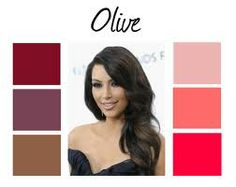 The Best Clothing Colors For Olive Skin And Dark Hair
