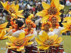 Flower Festival in Baguio City,Phillipines
