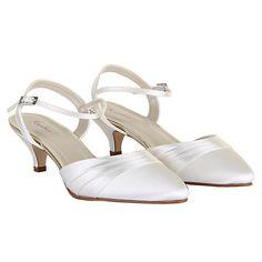 429e788b0812e Buy Rainbow Club Julie Kitten Heel Court Shoes