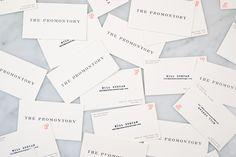 The Promontory : The Studio of Dan Blackman