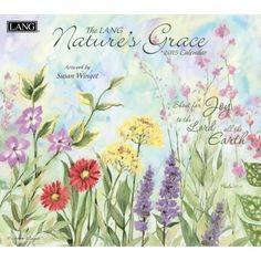 Nature's Grace 2015 Wall Calendar