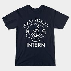 Team Zissou Intern T-Shirt - Steve Zissou Life Aquatic Funny Diving Shirt - Mens Womens Unisex Top - XS S M L XL 2XL 3XL