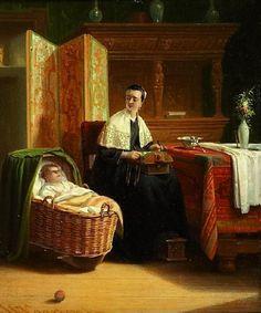 Johannes Christoffel Vaarberg (1828 Weesp - 1871 Amsterdam)