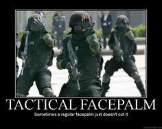 tactical.
