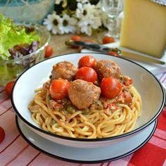 Alcachofas Gratinadas Rellenas de Foie Gras - À table ! con Carmen Albondigas, Foie Gras, Relleno, Spaghetti, Ethnic Recipes, Food, Gratin, Places, Essen