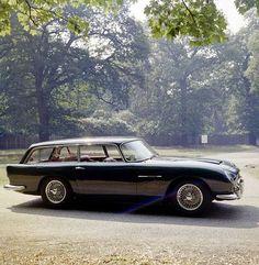 Aston Martin DB5 Radford Shooting Brake Estate, #sport cars #ferrari vs #celebritys sport cars #ferrari vs lamborghini #sport cars