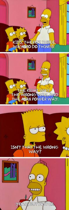 """From """"Homer to the Max"""":"""