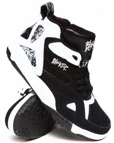 DrJays.com - Detailed Images of Blacktop Boulevard Sneakers *Limited Edition* by Reebok