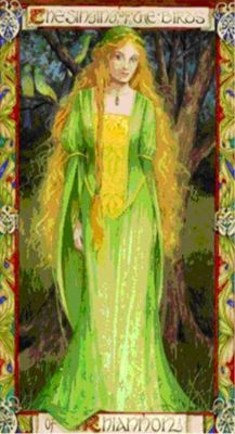 Rhiannon is a welsh goddess whose name means divine queen of the fairies. The story of the Celtic goddess reminds us of the healing power of humour, tears and forgiveness. She is the goddess of movement and change, yet is steadfast and comforts us in times of crisis or loss. Rhiannon was the lunar goddess of fertility and rebirth, transformation, wisdom and magic. She was worshipped under the moon.
