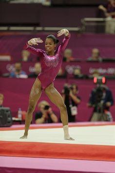 Gabby Douglas: Women's All-Around Final - Gymnastics Slideshows | NBC Olympics