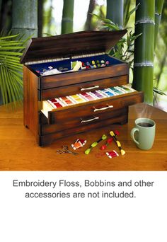 Storage Cabinet for floss - Google Search | Needlepoint ...