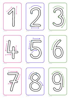 Cost-Free preschool curriculum numbers Ideas Out of discovering just what exactly sounds correspondence help to make to help keeping track of for you to prescho Preschool Curriculum Free, Preschool Writing, Numbers Preschool, Kindergarten Math Worksheets, Preschool Learning Activities, Learning Numbers, Free Preschool, Kids Educational Crafts, Math Numbers