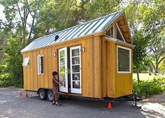 Are you in DALLAS, TEXAS? Check out this Hands-On Tiny House Building Workshop coming up this Spring.