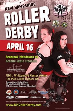 New Hampshire Roller Derby