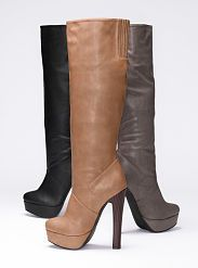 Platform Slouch Boot - Colin Stuart - Victoria's Secret