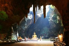 Khao Luang Cave - Thaïland
