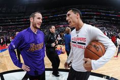 Photos: Clippers vs. Lakers - 4/5/16