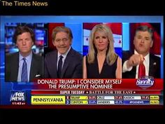 Donald Trump: I Consider Myself The Presumptive Nominee - Hannity