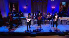 "Buddy Guy, Mick Jagger, Gary Clark Jr., and Jeff Beck Perform ""Five Long Years"".... In Performance at the White House: Red, White, and Blues accompanied by the White House band featuring Booker T."