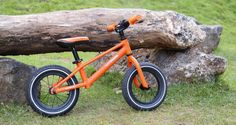 The new Mountain bike style metal balance bike is perfect for those downhill adventures!