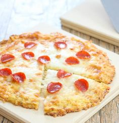 This gluten free crust made of cauliflower has a texture very much like regular pizza crust. It's delicious without all the guilt. Two years ago, I read food blog posts of people raving about cauliflower pizza crust. I had zero interest in trying it back then. But after successfully making several cauliflower substitute recipes, I …