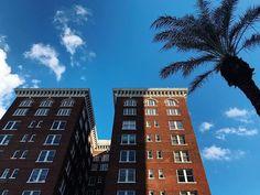 Return of the Sun #architecture #cityscape #aroundorlando #silhouette #shadows #vsco