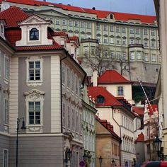 Pražský hrad, podhradí