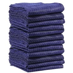 Moving Blankets 12 Economy 43 lbs per Dozen Quilted Moving Blankets New Cheap Moving Boxes, Moving Blankets, Moving Supplies, Moving Furniture, Furniture Movers, Blankets For Sale, Inexpensive Furniture, Blanket Cover