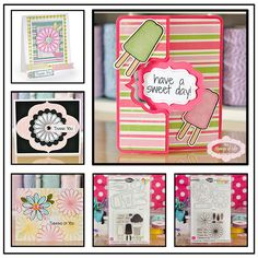 New Sizzix Products by Stephanie Barnard