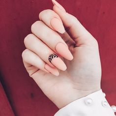 the best nail art designs for spring 3 Aycrlic Nails, Nude Nails, Matte Nails, Pink Nails, Hair And Nails, Matte Gel, Classy Nails, Stylish Nails, Trendy Nails