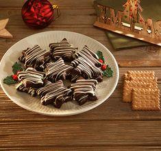 Καριόκες Αστεράκια με Πτι Μπερ Cooking Recipes, Cooking Stuff, Food Art, Vegan, Cookies, Desserts, Christmas, Noel, Crack Crackers