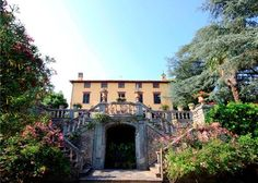 Super random... The villa my cousin was married at just outside Lucca, Italy