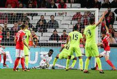 A Minha Chama: 2017/2018 - 26ªJ: SL Benfica 2 Aves 0