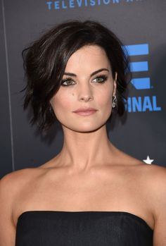 Jaimie Alexander- The new it haircut everyone is talking about. Love