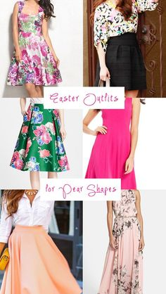 Easter Outfits for Pear Shape