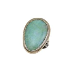 Ring made of sterling silver 925 and quartz stone Quartz Stone, Gemstone Rings, Turquoise, Gemstones, Sterling Silver, Gold, Jewelry, Jewlery, Gems